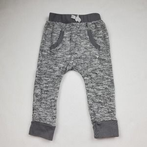 Cat & Jack Gray Pants Sz 6-9m